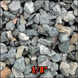 """3/8"""" Stone"""