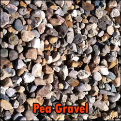 pea gravel deliverable