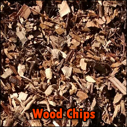 wood chips deliverable